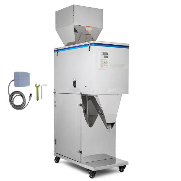 Automatic Rotary Doy Packs Milk Powder Filling and Sealing Packing Machine #1 image