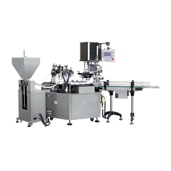 Automatic Weigh Fill & Packaging Machine Solution for Fragile Material Candy Filling Packing Machine Hardware Packaging Machine #1 image