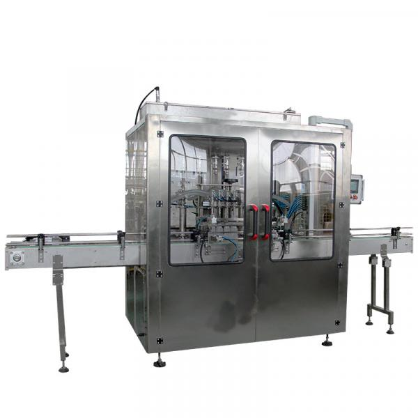 Semi Automatic Dry Fruit Maize Beans Corn Grain Rice Can Bag Weighing Filling Packing Machine #1 image