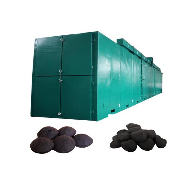 Potato Chips/Kelp Silk Mesh Belt Hot Air Dryer #1 image