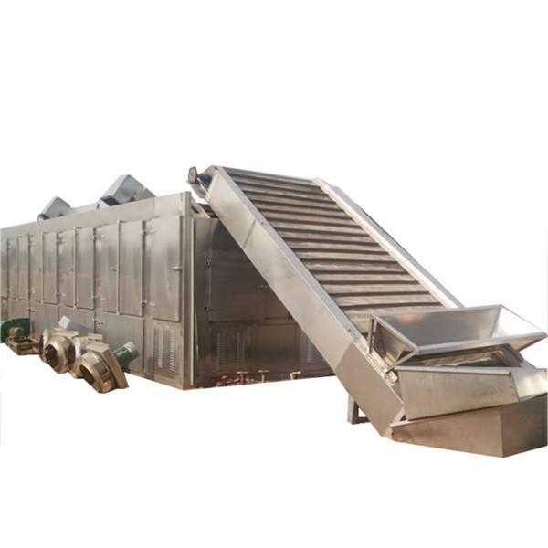 Shrimp Shell Mesh-Belt Dryer, Continous Belt Dryer #3 image
