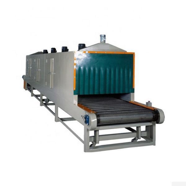 Continuous Drying Hot Air Mesh Belt Dryer for Coal, Coke Briquettes #1 image