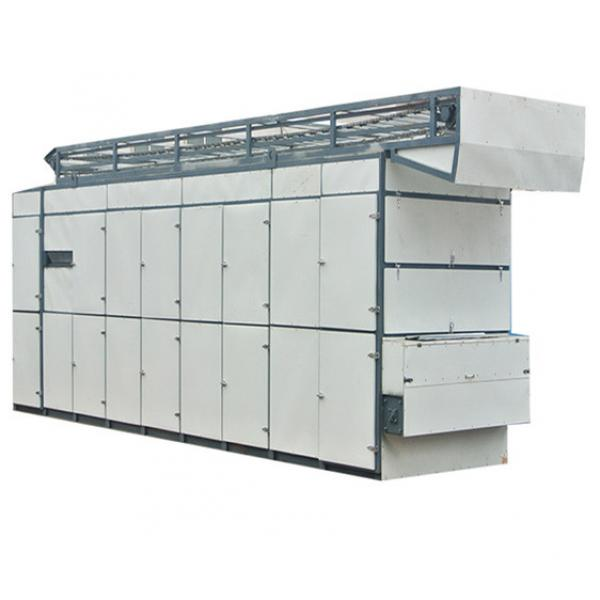 Continuous Drying Hot Air Mesh Belt Dryer for Coal, Coke Briquettes #2 image