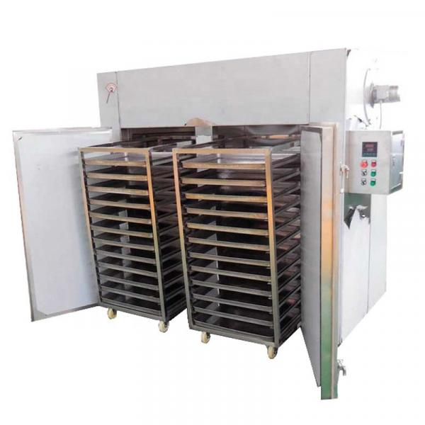 Large Industrial Continuous Microwave Food Belt Dryer Drying Machine #1 image