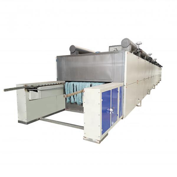 Industrial Microwave Continuous Seed Silo Dryer Machine #1 image