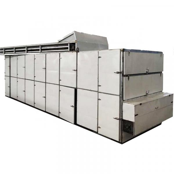 200kg Industrial Walnut Drying Machine Automatic Electric Continuous Dryer Grain Dryer Machine #3 image