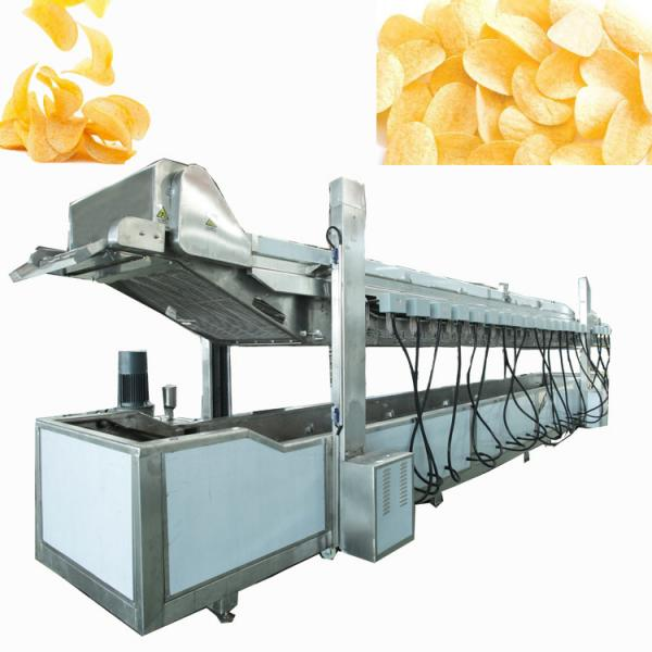 Slanted bar twin screw extruder prices corn chips food making puff snack machine #3 image