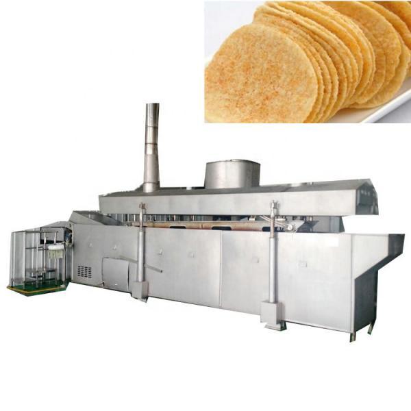 Potato Chips Making Machine Automatic Snack Potato Chips Processing Plant Potato Chips Making Machine #2 image